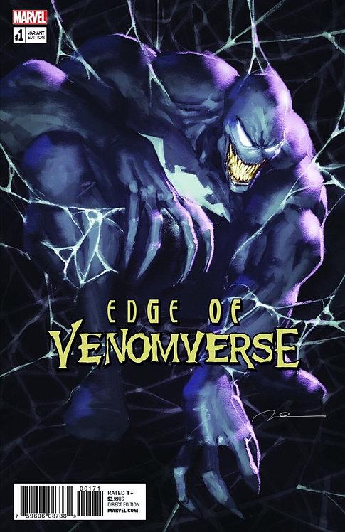 EDGE OF VENOMVERSE #1 GEORGE PARNELL VARIANT