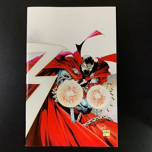 SPAWN #300-Variant virgin by Todd McFarlane and Greg Capullo