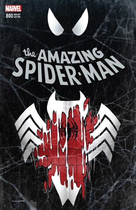 AMAZING SPIDER-MAN #800 TYLER KIRKHAM VARIANT