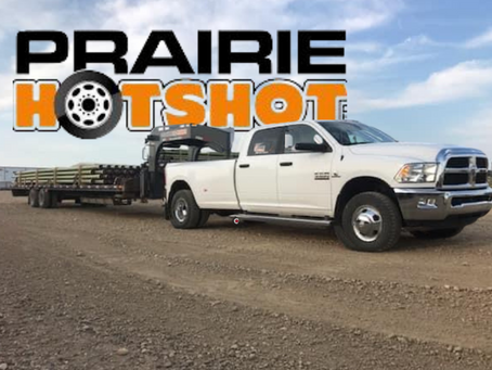 Prairie Hotshot Ltd. - Growing with the Southeast