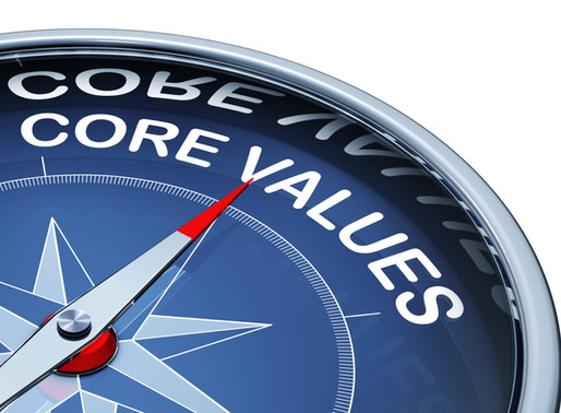 Without values, it won't work
