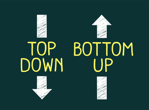 Agile transformation - bottom-up or top-down?