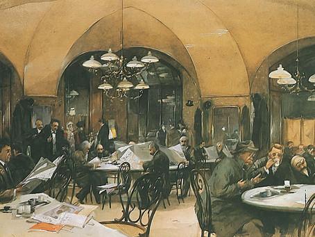 Kaffeehaus a Vienna e la storia del caffè in Europa