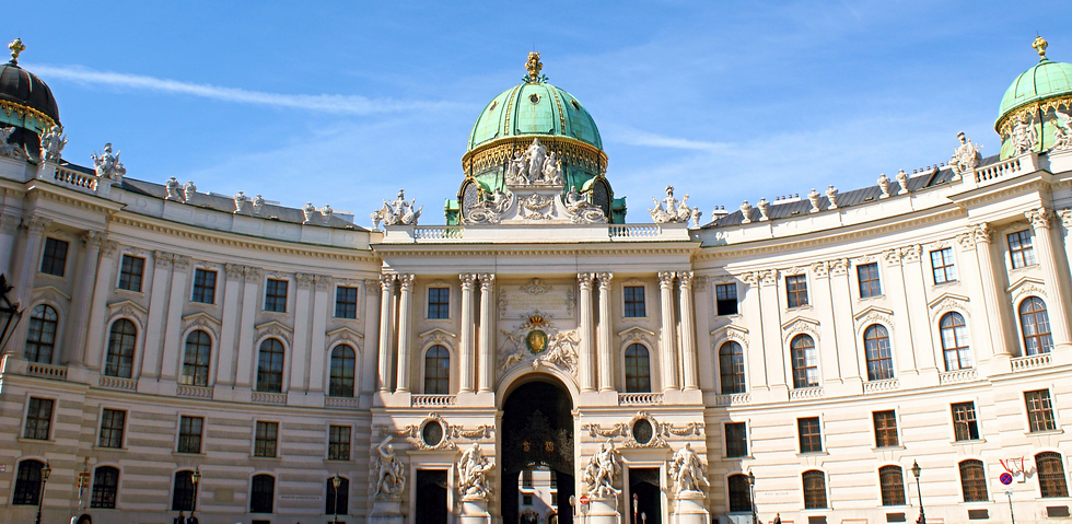 Hofburg, Palazzo Imperiale Vienna
