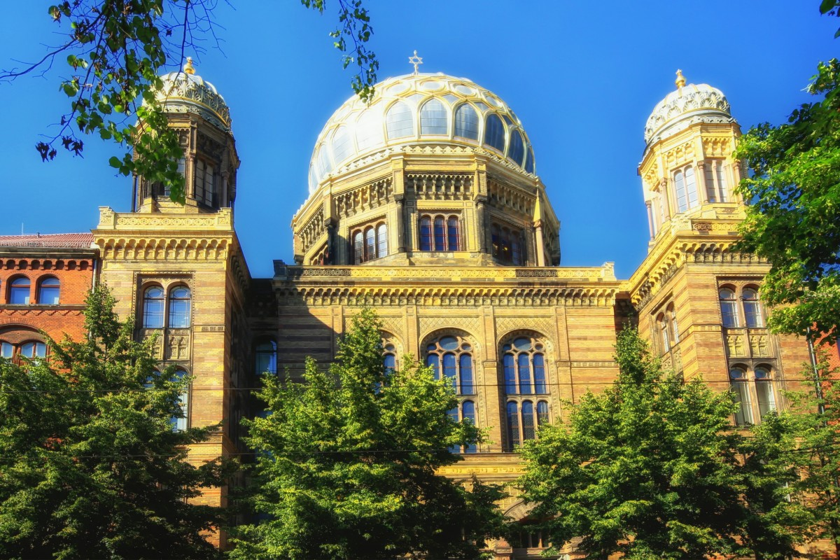 Quartiere ebraico nuova sinagoga