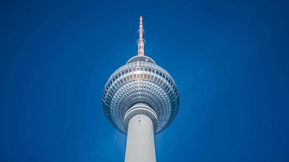 10 cose da vedere a Berlino: torre della televisione