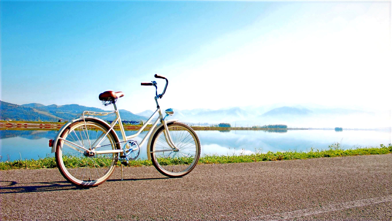 Vienna in bicicletta