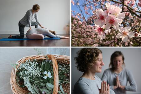 Detox mit Yoga und Heilpflanzen