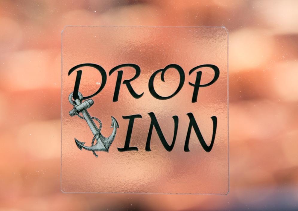 Drop inn logo