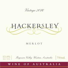 Hackersley Merlot