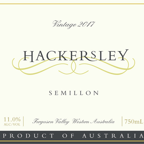 Hackersley Semillon