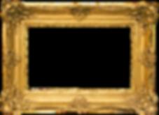 Classic_Gold_Frame_Transparent_PNG_Image