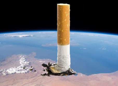 The Day I Quit Smoking and What it Taught Me About Climate Change