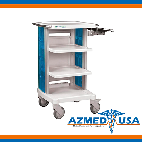 ENDOCHOICE Endoscopy Cart (Blue)