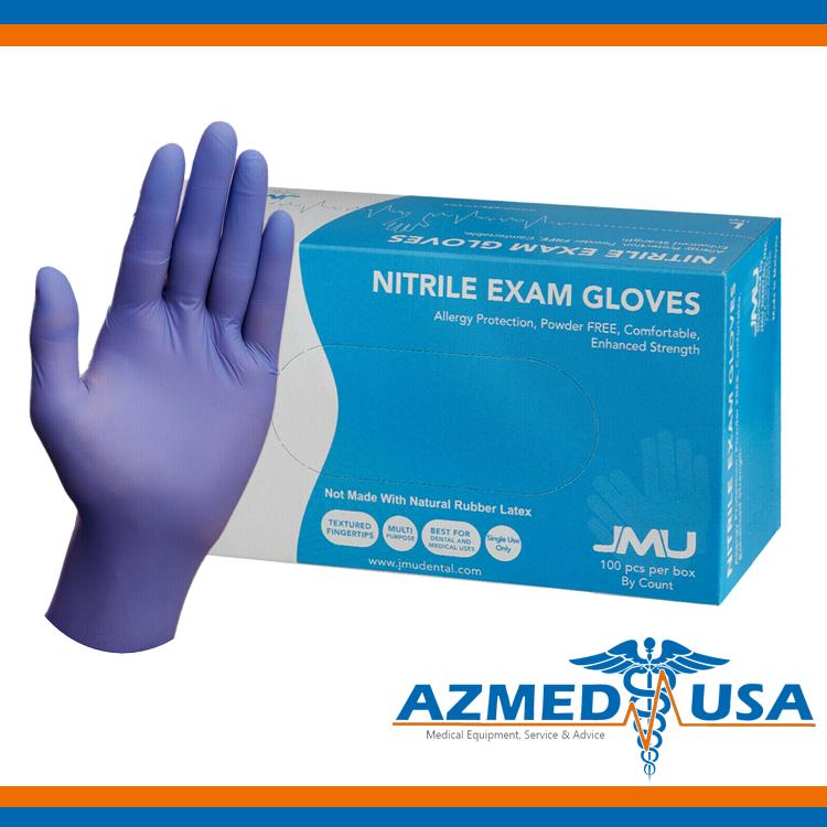 JMU Nitrile Gloves - L size