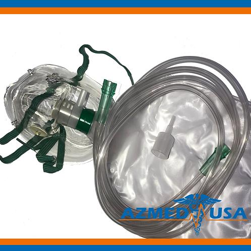AIRLIFE #001203 Adult Oxygen Mask Kit