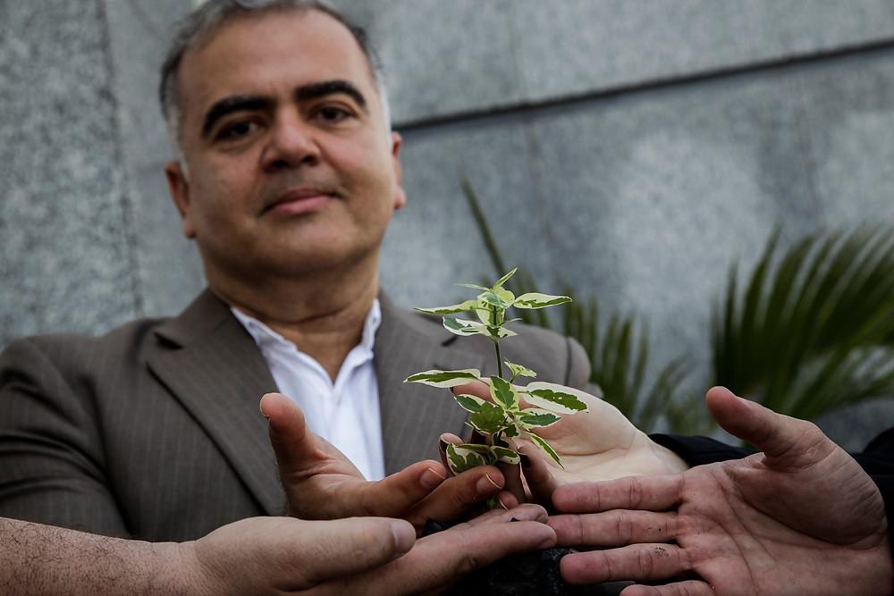 Juiz titular da Vara do Meio Ambiente e Questões Agrárias, do Tribunal de Justiça do Amazonas, Adalberto Carim Antônio