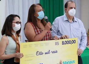 Mais de R$ 110 mil em prêmios são entregues aos ganhadores da campanha 'Nota Premiada