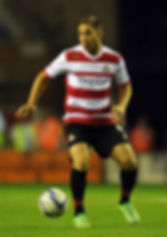 Dean Furman in action for Doncaster Rove