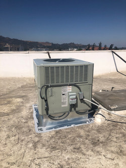 Final Stage Roof Top Unit