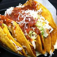 Delicious Crispy Tacos