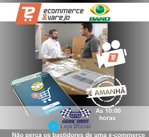 Reportagem BandTV - Programa Ecommerce & Varejo