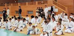 Entrainement à Okinawa