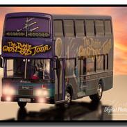 Dublin Ghost Tour Bus