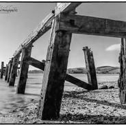 Pier at Fahan Beach 1
