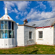 Lighthouse in Donegal