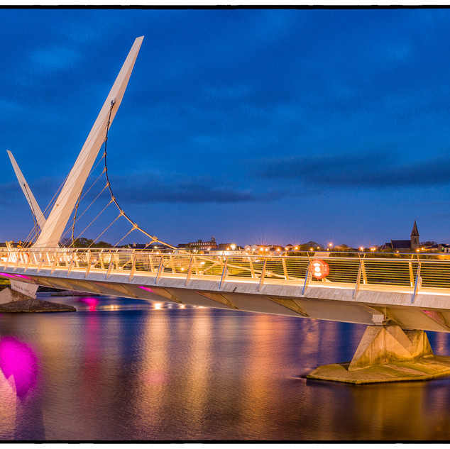 Londonderry Peace Bridge 3