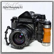 Pentax 6x7 Medium Format Camera
