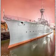 HMS Caroline 1
