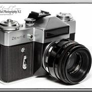 Zenit E Camera