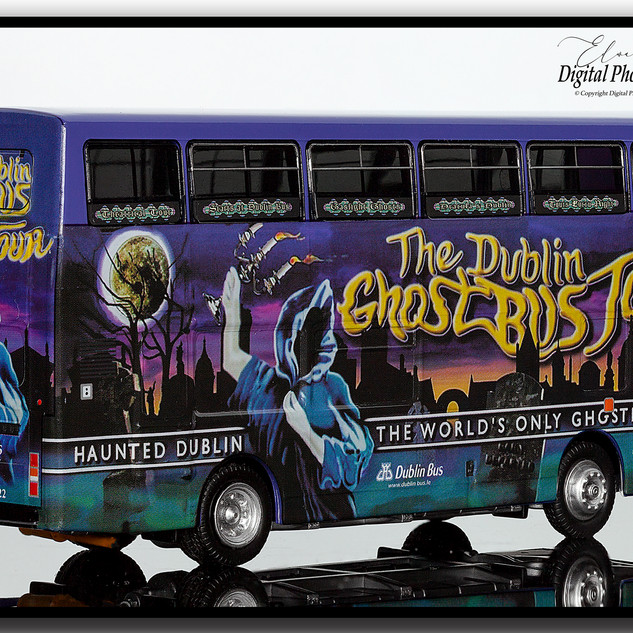 Dublin Ghost Tour Bus