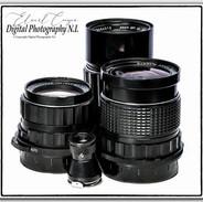 Pentax 6x7 Medium Format Lenses