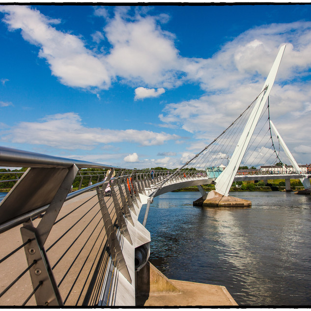 Londonderry Peace Bridge