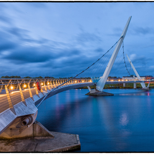 Londonderry Peace Bridge 1