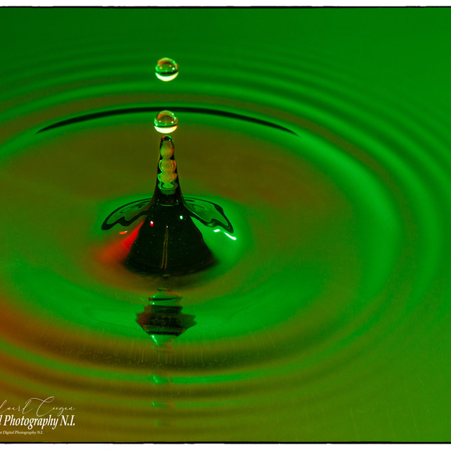 Water Droplet 1