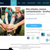 22: EcoPachas Lideres Verdes, Colombia