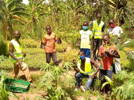 84: Mabinju Power House Youth Group – One Million Trees for Siaya, Kenya
