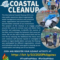 23: Youth Proyekto Philippines – Coastal Cleanup, Philippines