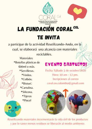 03-20200926-Claudia-day-of-action-flyer-Invitacion_a_evento_reutilizacion_de_materiales