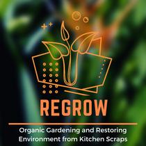 11: Regrow – Organic Gardening from Kitchen Scraps, International