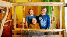 ヤノフ村に新たな織り手が誕生