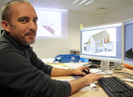 Tessa veut industrialiser sa production de maisons en bois en Bretagne
