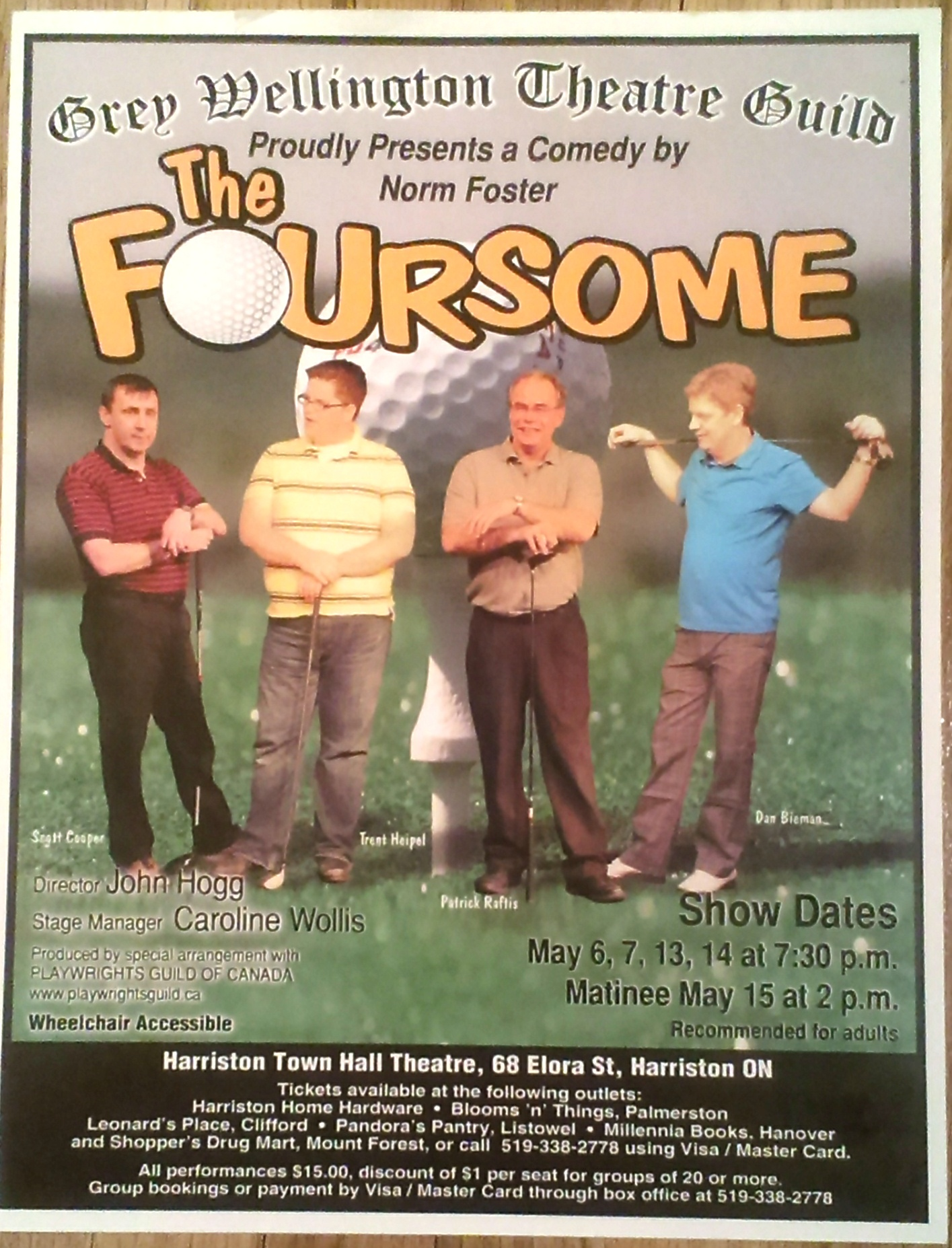 The Foursome 2011