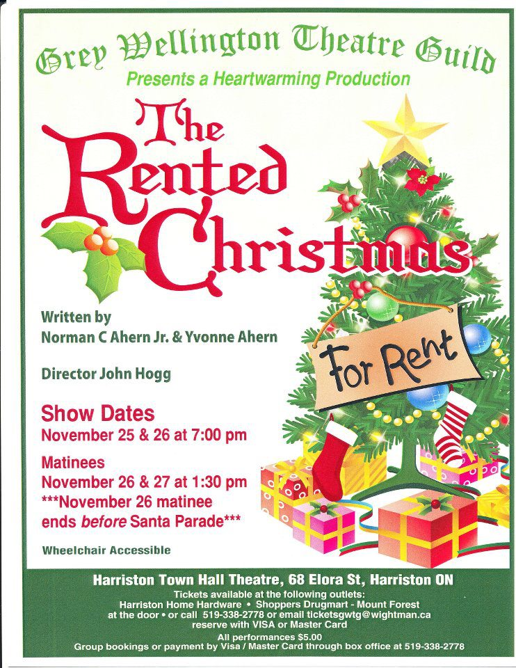 The Rented Christmas