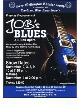 Jobs Blues