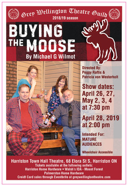 Buying the Moose
